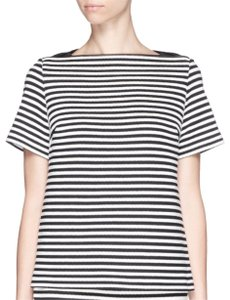 T by Alexander Wang Top black and white