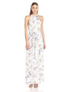 Grey Maxi Dress by Ted Baker Elynor Oriental Bloom