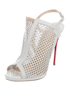 Christian Louboutin Sandals Peep Toe Pumps