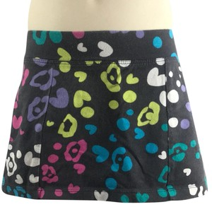 Circo Mini Skirt Grey with other colors as shown