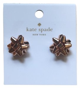 Kate Spade Kate Spade Bourgeois Bow in rose gold