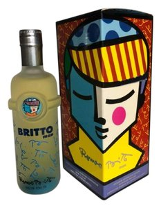 Romero Britto Romero Britto BRITTO MAN 2.5 Oz, 75 ml Eau de Toilette, New