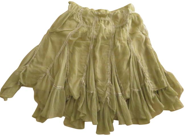 Item - Pale Green 4211a13 Skirt Size 10 (M, 31)