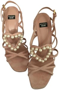 Boutique Moschino Pink Sandals