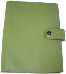 Franklin Covey Leather Planner Wirebound Cover