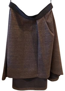 HD in Paris Skirt brown, gold, copper