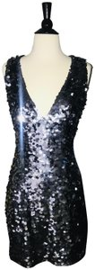 Marc Bouwer Sparkle Metallic Dress