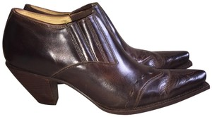 Charlie 1 Horse Lucchese Leather Brown Boots