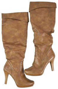 Rampage Camel Boots