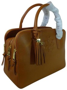 Tory Burch Satchel in Bark
