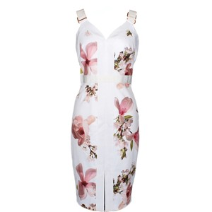 470dcf3943be Ted Baker short dress White Harmony Beccaa on Tradesy