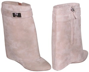Givenchy Beige Boots