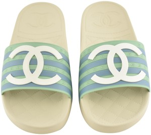 71215dcedb3f Chanel Flip Flops - Up to 70% off at Tradesy