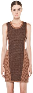 Rag & Bone short dress Copper on Tradesy
