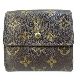 Louis Vuitton Louis Vuitton Luxury Monogram Portefeiulle Bifold Wallet