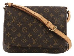 Louis Vuitton Musette Canvas Shoulder Bag