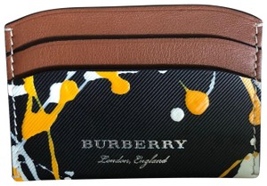 Burberry Authentic Trench Leather Card case