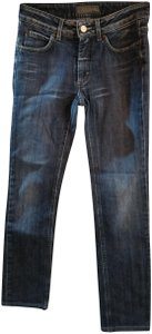 Acne Hex Medium Size 27 Straight Leg Jeans-Medium Wash