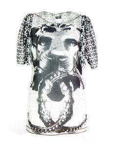 Chanel Lion Beach Vacation Tunic