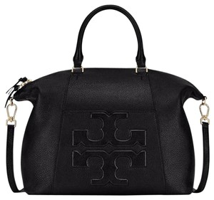 Tory Burch Crossbody Sale Summer Bombe Satchel in Black
