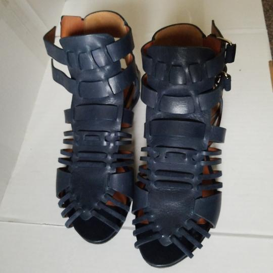 Givenchy Blue Sandals Image 1