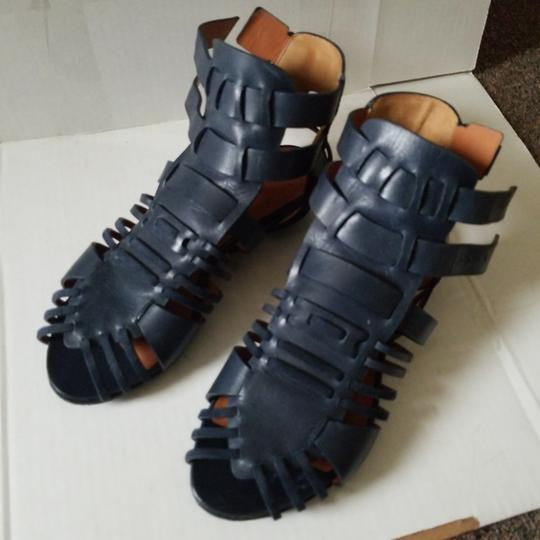 Givenchy Blue Sandals Image 2