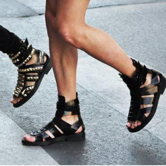 Givenchy Blue Sandals Image 9