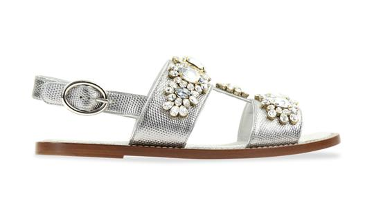 Preload https://img-static.tradesy.com/item/23612503/dolce-and-gabbana-silver-leather-crystal-sandals-size-eu-39-approx-us-9-regular-m-b-0-3-540-540.jpg