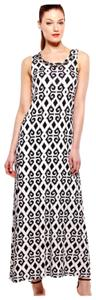 Black, White Maxi Dress by Joyous & Free