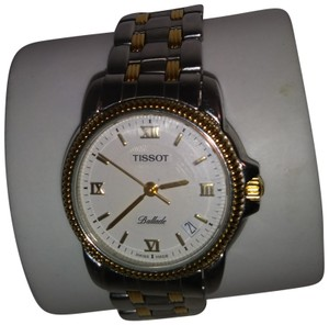 Tissot Tissot Swiss pack swiss made stainless steel and gold plated watch
