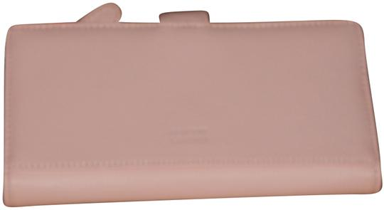 Preload https://img-static.tradesy.com/item/23612987/kelly-and-katie-pink-new-genuine-leather-wallet-0-1-540-540.jpg