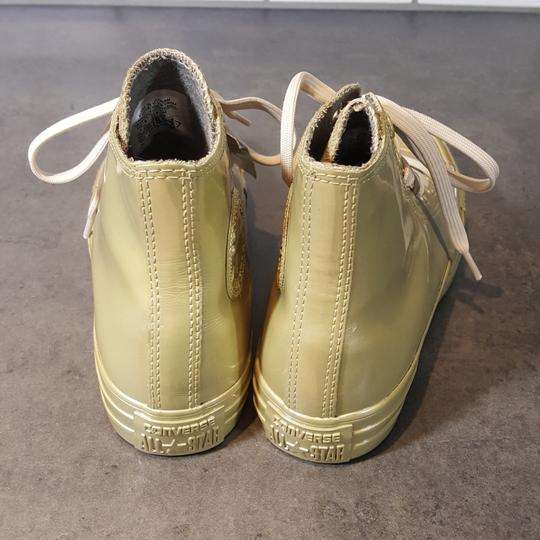 Converse Rubber Gold Athletic Image 1