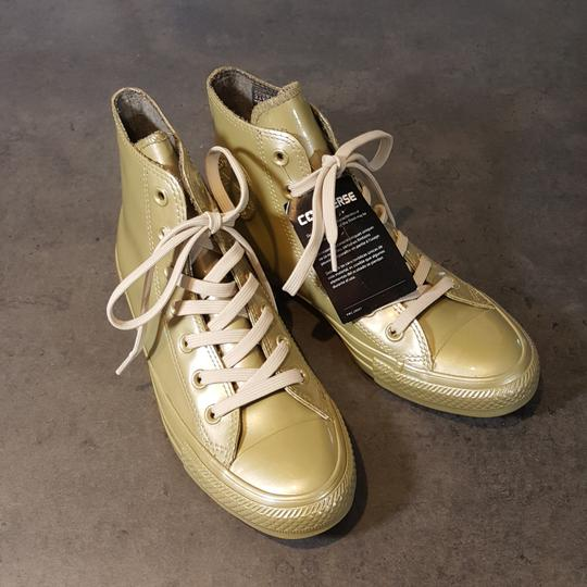 Converse Rubber Gold Athletic Image 2