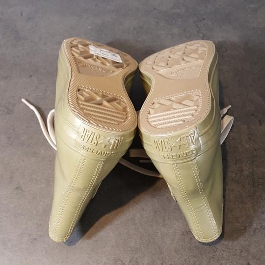 Converse Rubber Gold Athletic Image 3