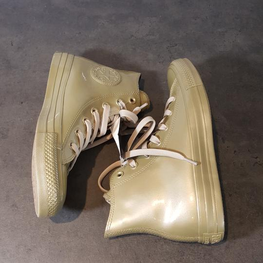 Converse Rubber Gold Athletic Image 4
