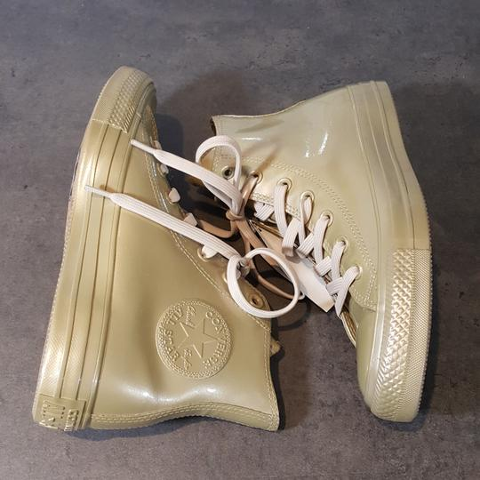 Converse Rubber Gold Athletic Image 5