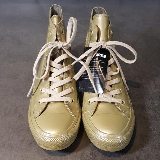 Converse Rubber Gold Athletic Image 6