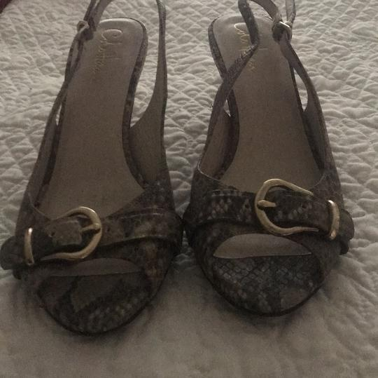 Cole Haan taupe Sandals Image 1