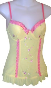 Other Ladies Rear Hook and Eye Bustier/Corset Size 34B