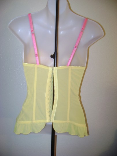 Other Ladies Rear Hook and Eye Bustier/Corset Size 34B Image 1