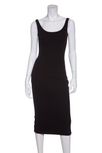 Mark Zunino short dress Black on Tradesy