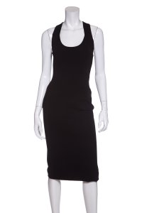 Victoria Beckham short dress Black on Tradesy