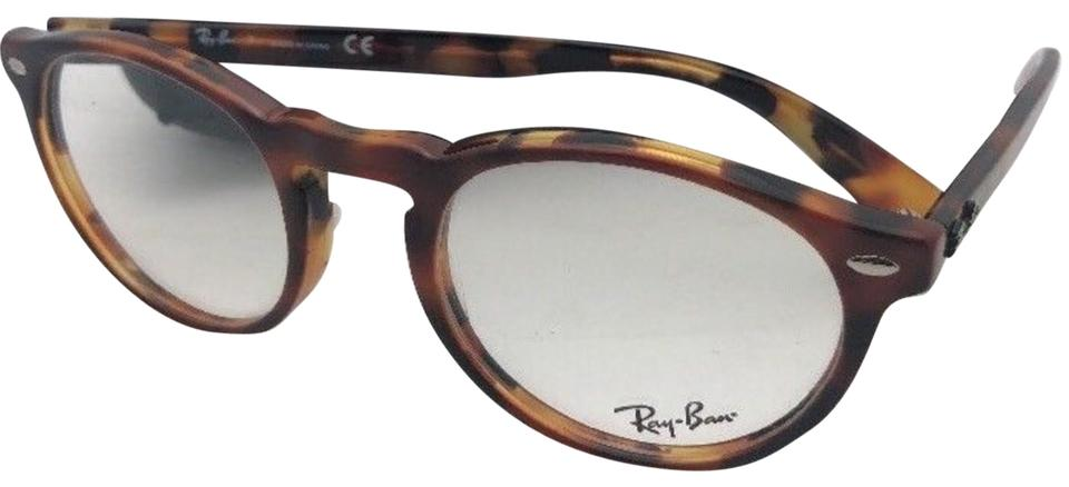 dfce1dad8 Ray-Ban New Icons Rb 5283 5675 49-21 145 Havana Tortoise Round ...