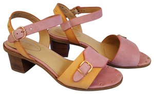 Hush Puppies Pink / Orange Sandals