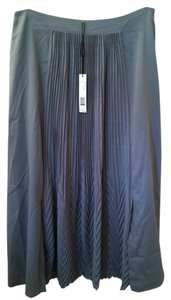 Elie Tahari Skirt Grey Blue