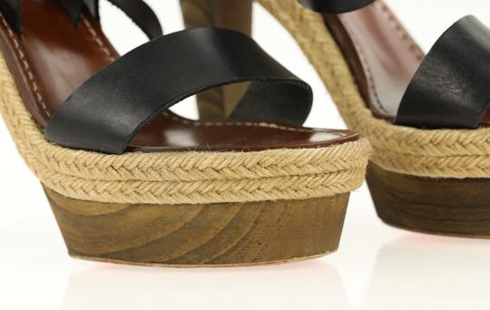 Christian Louboutin Black Sandals Image 6