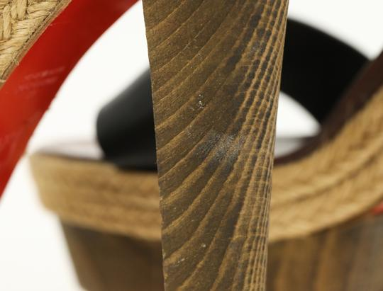 Christian Louboutin Black Sandals Image 9