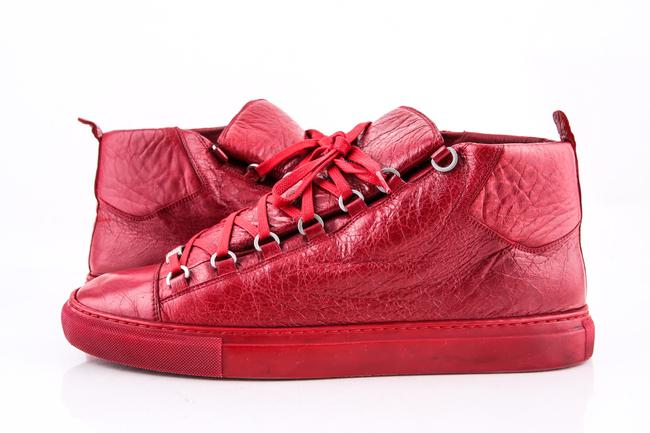 Item - * Rouge Grenade Arena High Top Sneakers Shoes