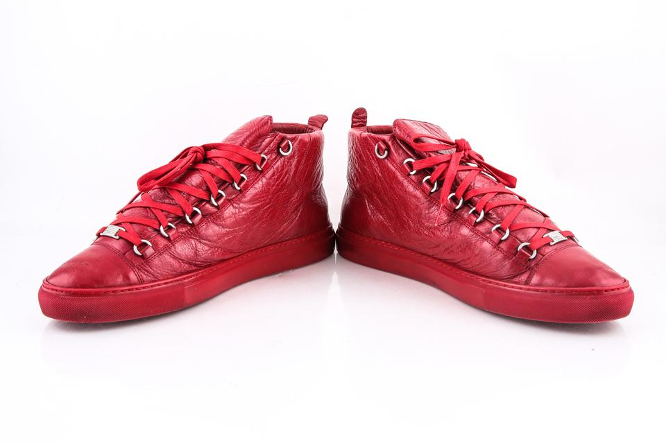 Shoes Top High Rouge Grenade Sneakers Arena Balenciaga g7aY8wqg