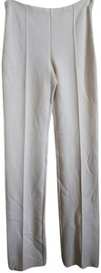 Ryan Roche Wide Leg Pants Cream